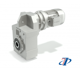 BONFIGLIOLI - F SERIES - SHAFT MOUNTED GEARMOTORS