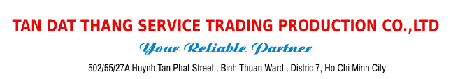 TAN DAT THANG MANUFACTURING TRADING CO., LTD